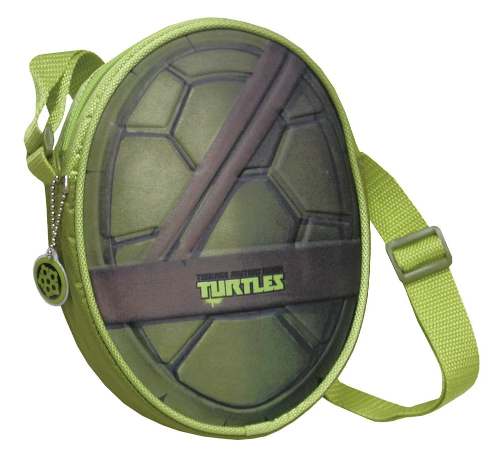 Bandolera Tortugas Ninja caparazon: Amazon.es: Juguetes y juegos