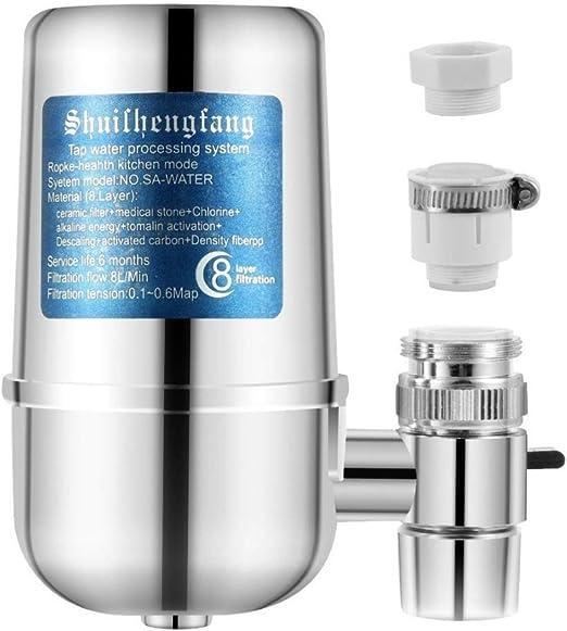 BUG-LPH Filtro Agua Grifo Material AdsorcióN Purificador Agua ...