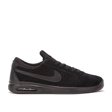 Nike SB Air Max Bruin Vapor Sneakers BlackBlackAntracite Mens 7