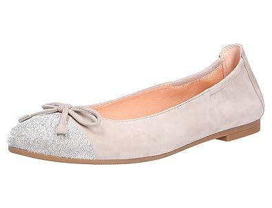Mädchen Ballerina Größe 36 Grau (Grau) Unisa Auslass Veröffentlichungstermine Auslass Bestseller Billig Verkauf Klassische IiHwtrRu