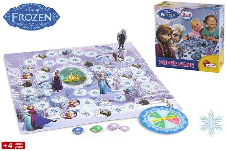 Home Line Juego de Mesa Infantil - Frozen: Amazon.es: Hogar
