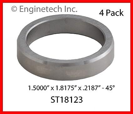 Amazon com: Enginetech ST18123 SEAT (4) 1 500 1 8175  2188