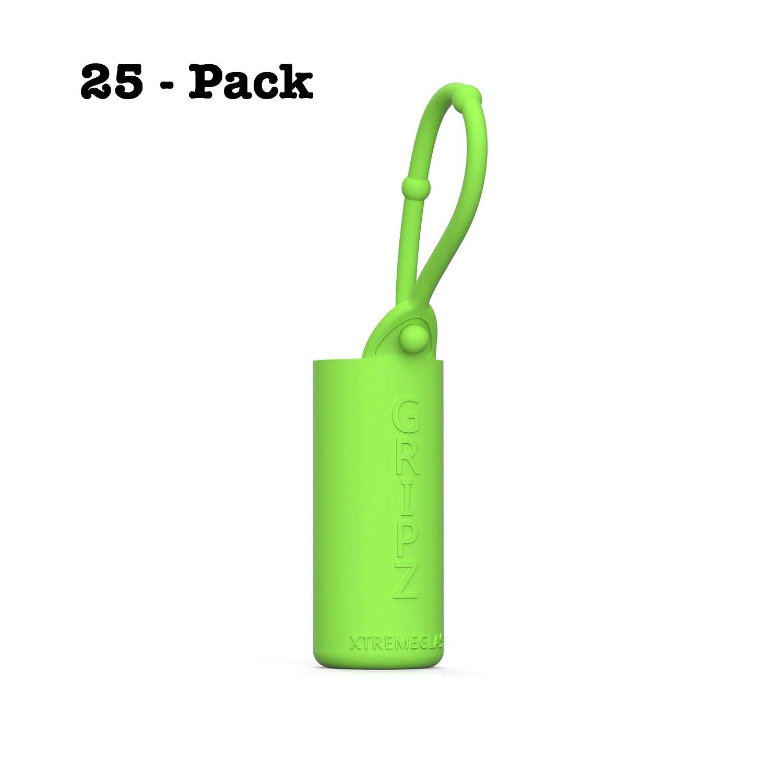 Xtremeglas Essential Oil Bottle Case Travel Holder for Car, Purse, Gym Bag, Backpack, Keychain, Keyring, On The Go, Oils Storage5ml, 10ml Roller Bottle, 15ml Sleeves (3-pc 5ml,10ml,15ml, Blue) Oils Storage5ml 51015