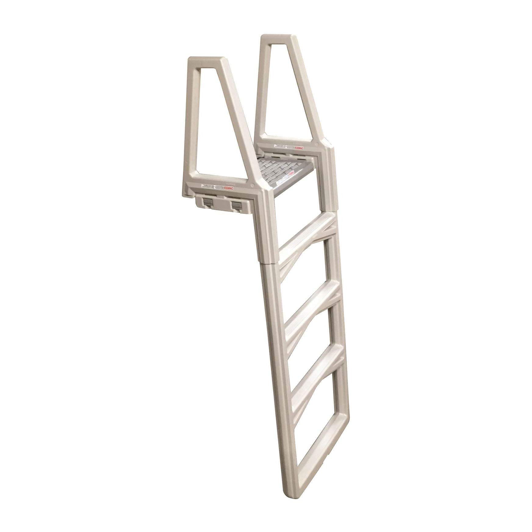Confer Gray Economy Above Ground in-Pool Ladder - 635-52X by  Confer Plastics