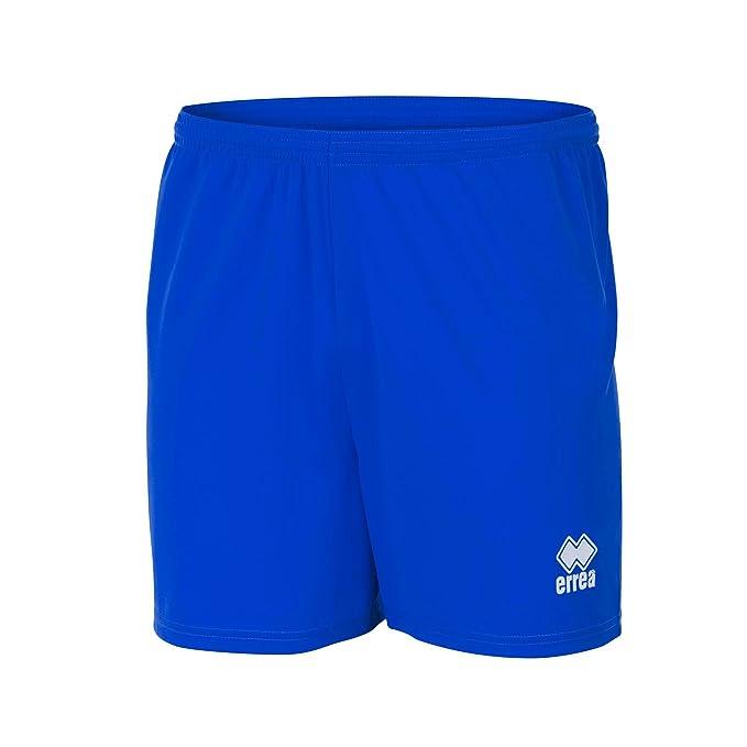 Errea - Pantalones cortos de Fútbol Modelo New Skin Hombre Caballero - Futbol/Running/Gym/Verano: Amazon.es: Ropa y accesorios