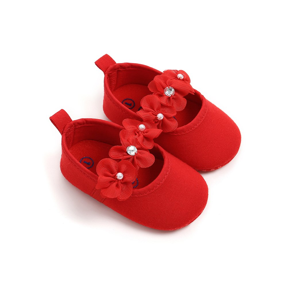 d41d6f7839b3 Baby Girls Shoes with Headband Gift Set Toddler Girl Lovely Spring