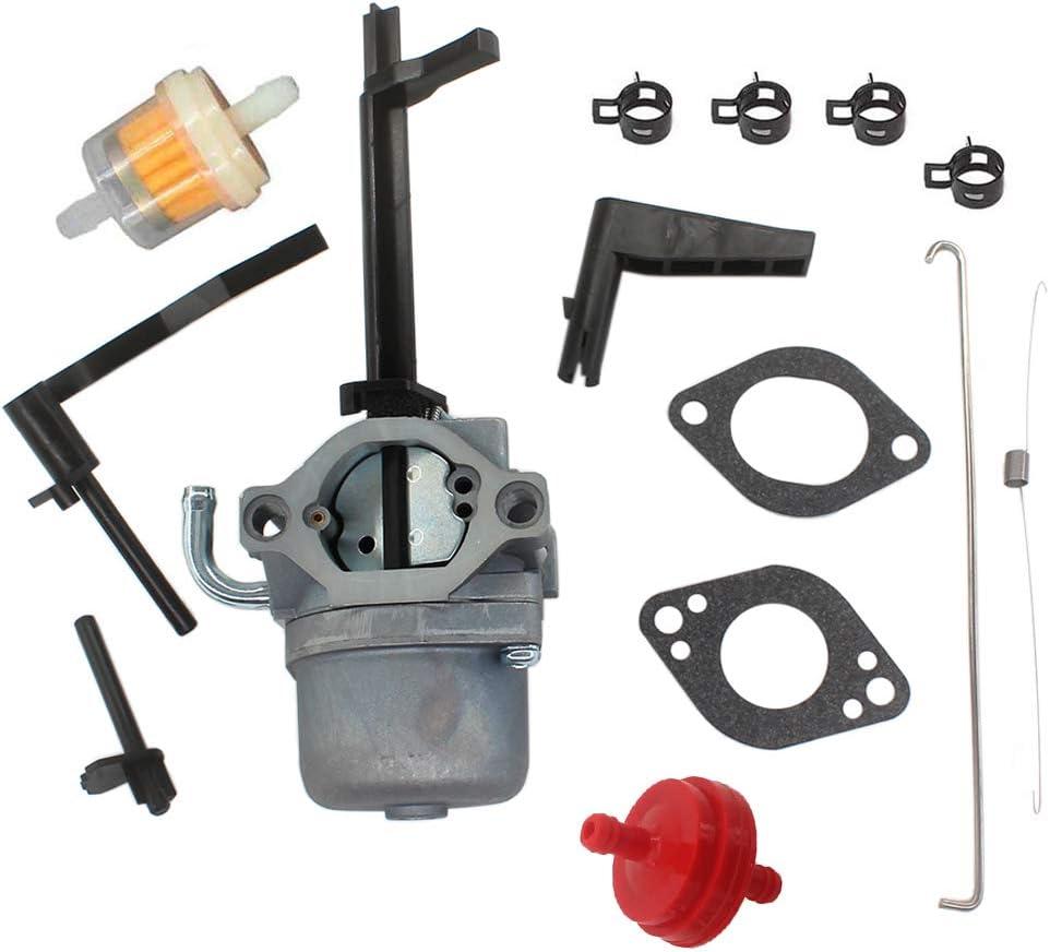 AISEN Carburetor for Generac Wheelhouse 5500 5550 Watts Generator Engine Carb Gasket