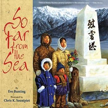 So Far from the Sea 0439172411 Book Cover