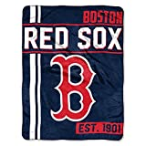 Boston Red Sox The Northwest Company 46 x 60 Walk Off Micro Raschel Throw Blanket
