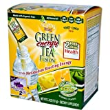 Healthy To Go! Green Tea Fusion 48/SERV by Healthy To Go