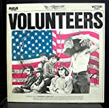 Jefferson Airplane Volunteers Lp Vinyl Record With Insert Sheet