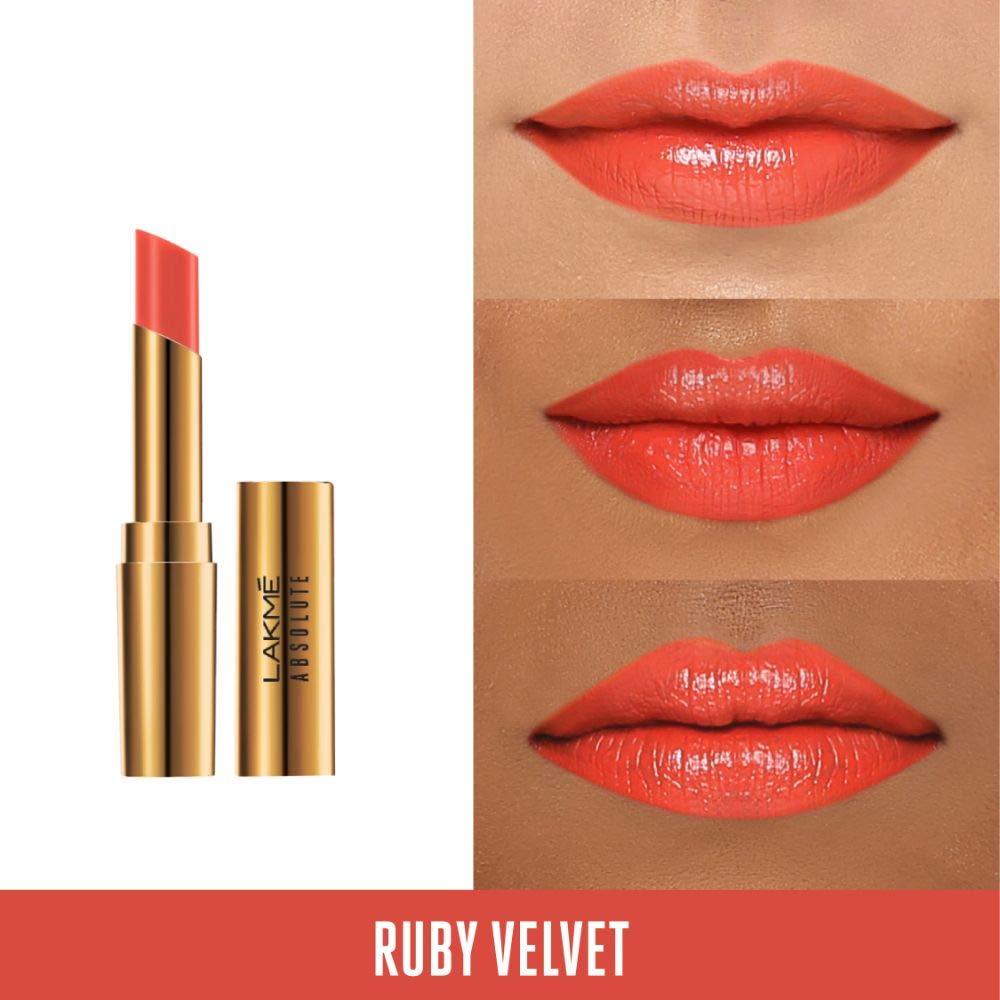 Lakme-Absolute-Argan-Oil-Lip-Color-Long-Lasting-Waterproof-Lipstick thumbnail 54