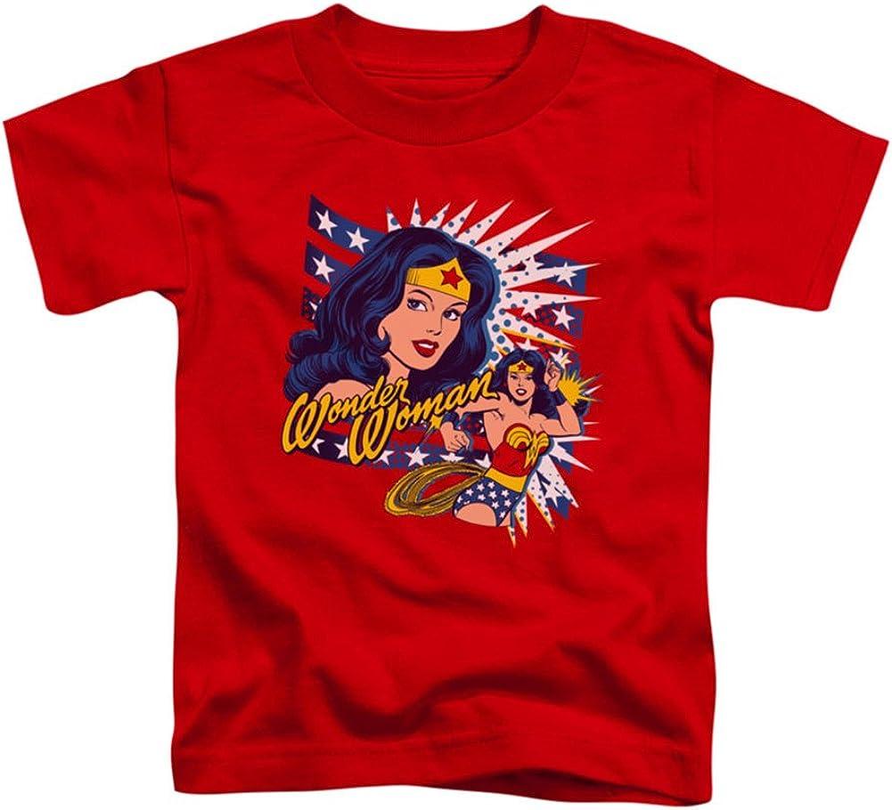 DC Comics Boys Pop Art T-Shirt