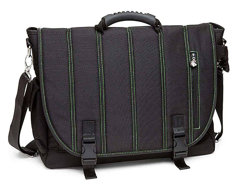 ThinkGeek Messenger Bag of Holding Laptop and Tablet Bag