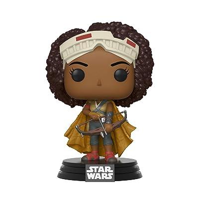Funko Pop! Star Wars: Episode 9, Rise of Skywalker - Jannah: Toys & Games