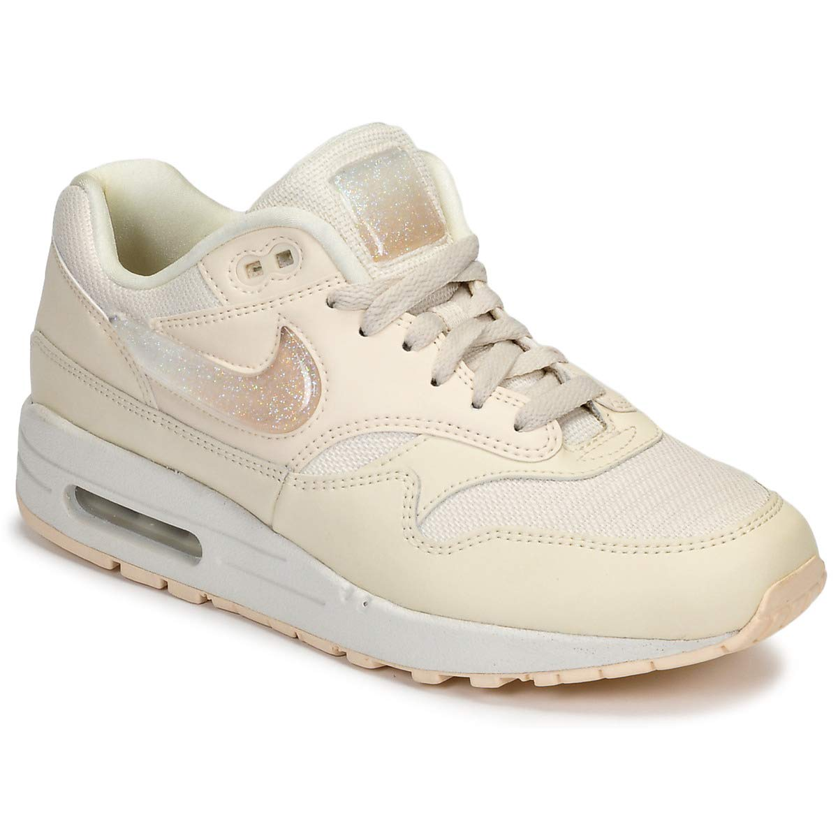 Nike Women's Air Max 1 JP White AT5248-100 (Size: 5.5)