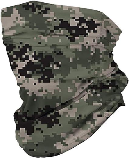 Duquanxinquan Multifunktionstuch Halstuch Schlauchschal Elektronik