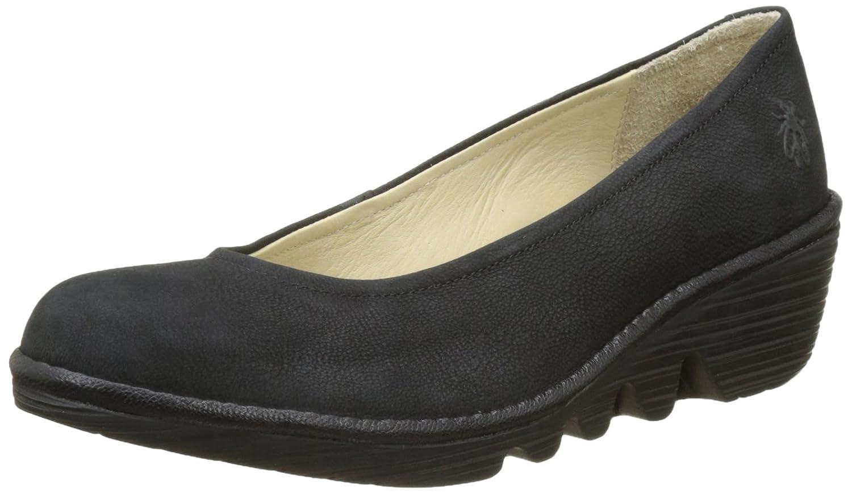 TALLA 43 EU. Fly London Pump, Zapatos de Tacón para Mujer