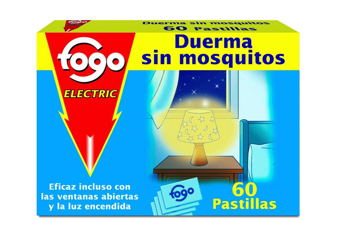 Fogo Insecticida Insectos 60 pastillas para aparato eléctrico: Amazon.es: Amazon Pantry