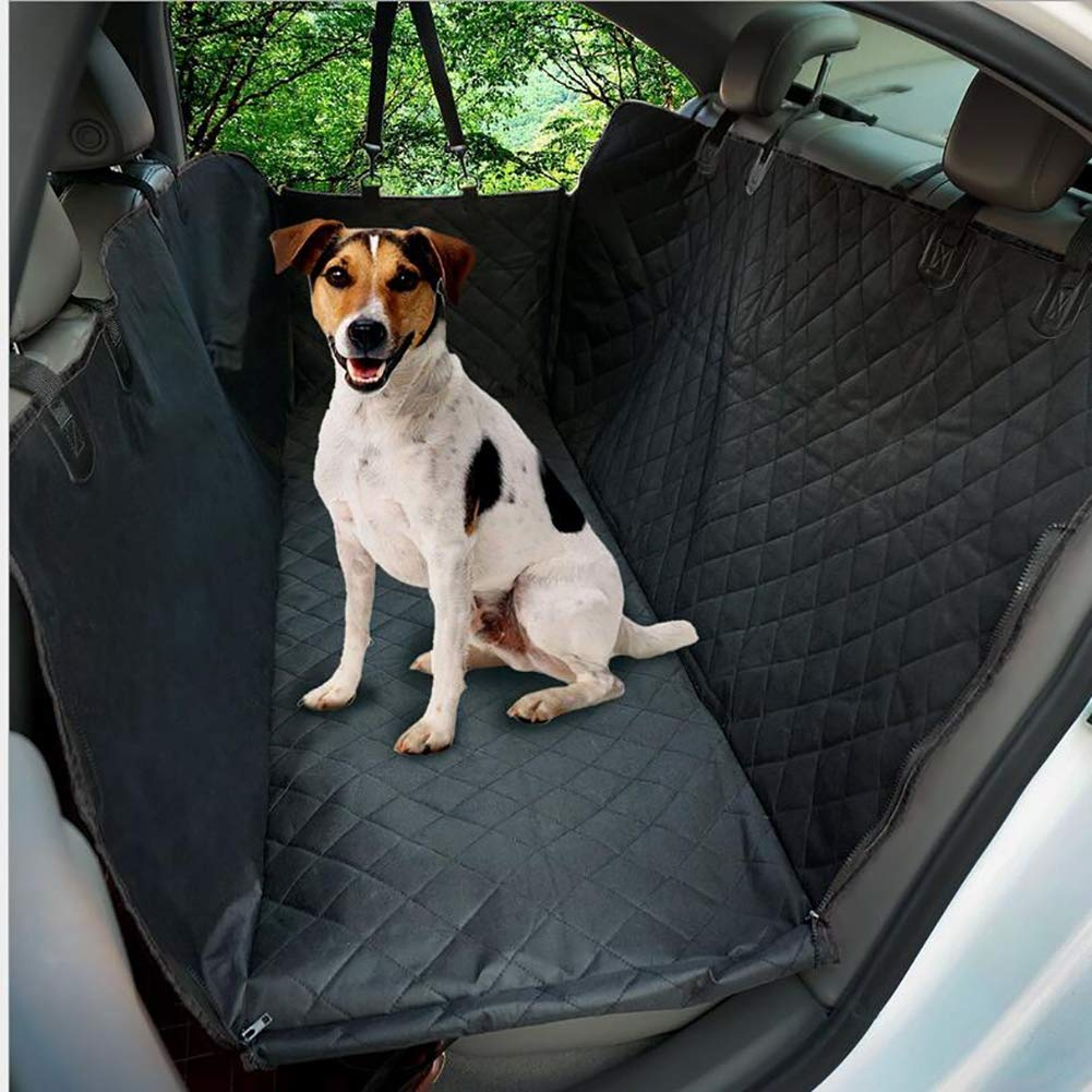 Dog Car Seat Cover Predector, Waterproof Nonslip Pet Car Seat Cover,for Universal Size Fits for Cars Trucks and SUVs