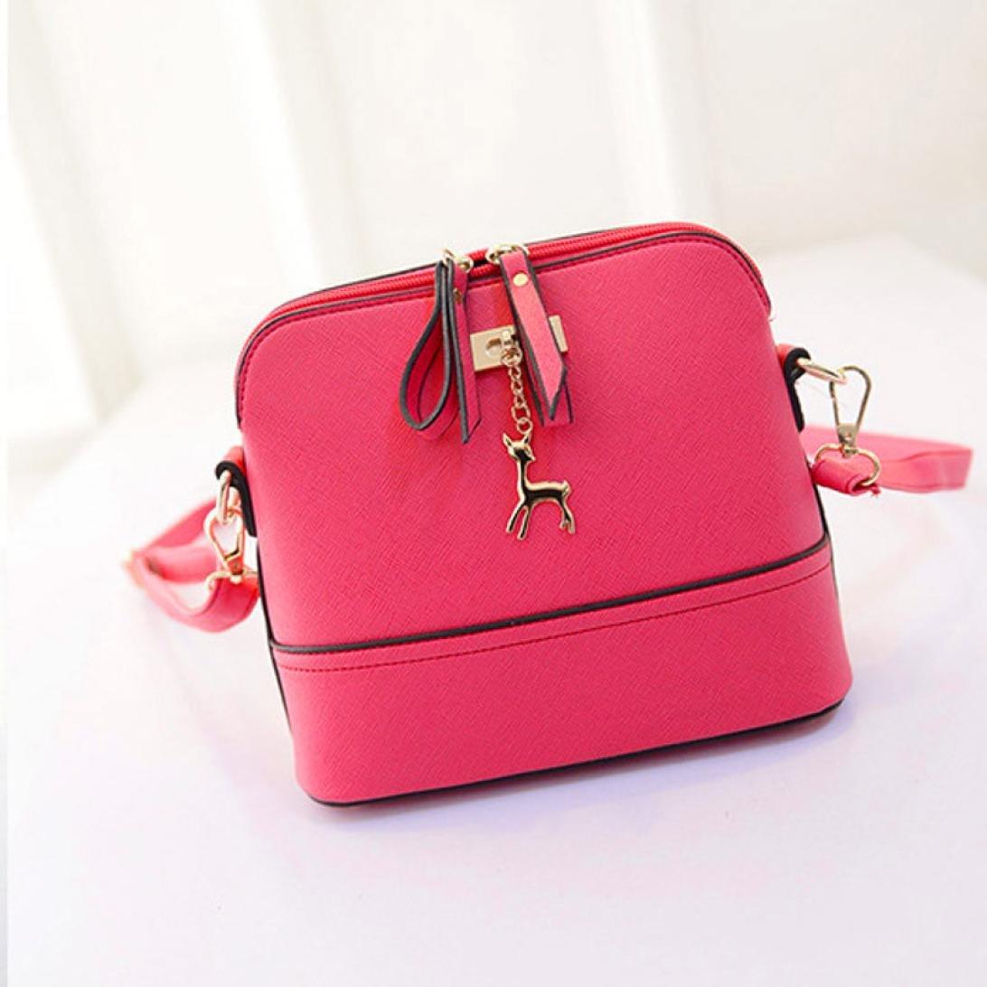 41369bf90c7e Handbag Vintage,Clearance!AgrinTol New Women Small Shell Leather Handbag  Casual Bag