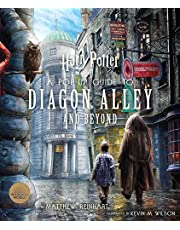 Harry Potter: A Pop-Up Guide to Diagon Alley & Beyond