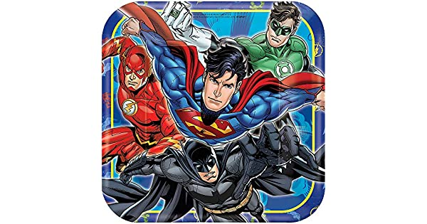 Amazon.com: DC Justice League Superhero Batman Superman ...
