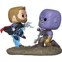 Funko Figure Movie Moments Marvel Avengers Infinity War Thor Vs. Thanos