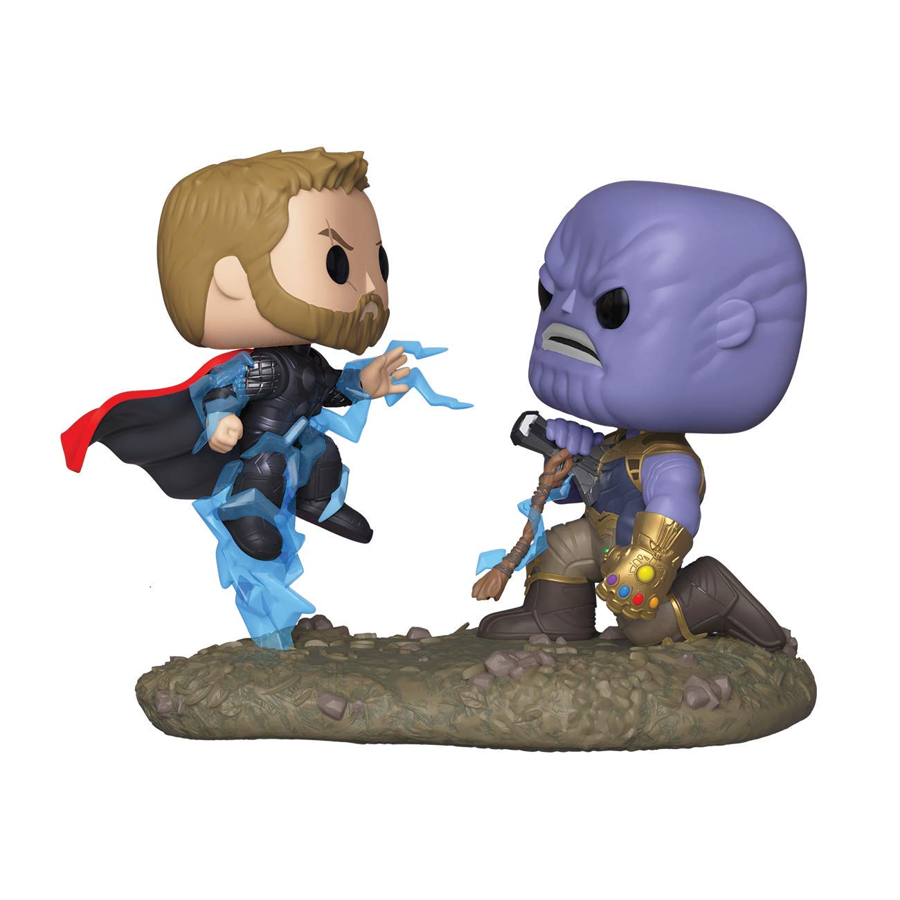 Funko Movie Moments Marvel: Avengers Infinity War - Thor Vs. Thanos 35799