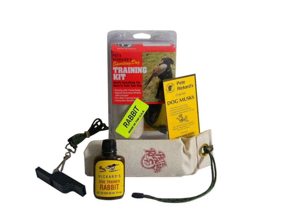 Pete Rickard's Rabbit Hound Dog Training Kit