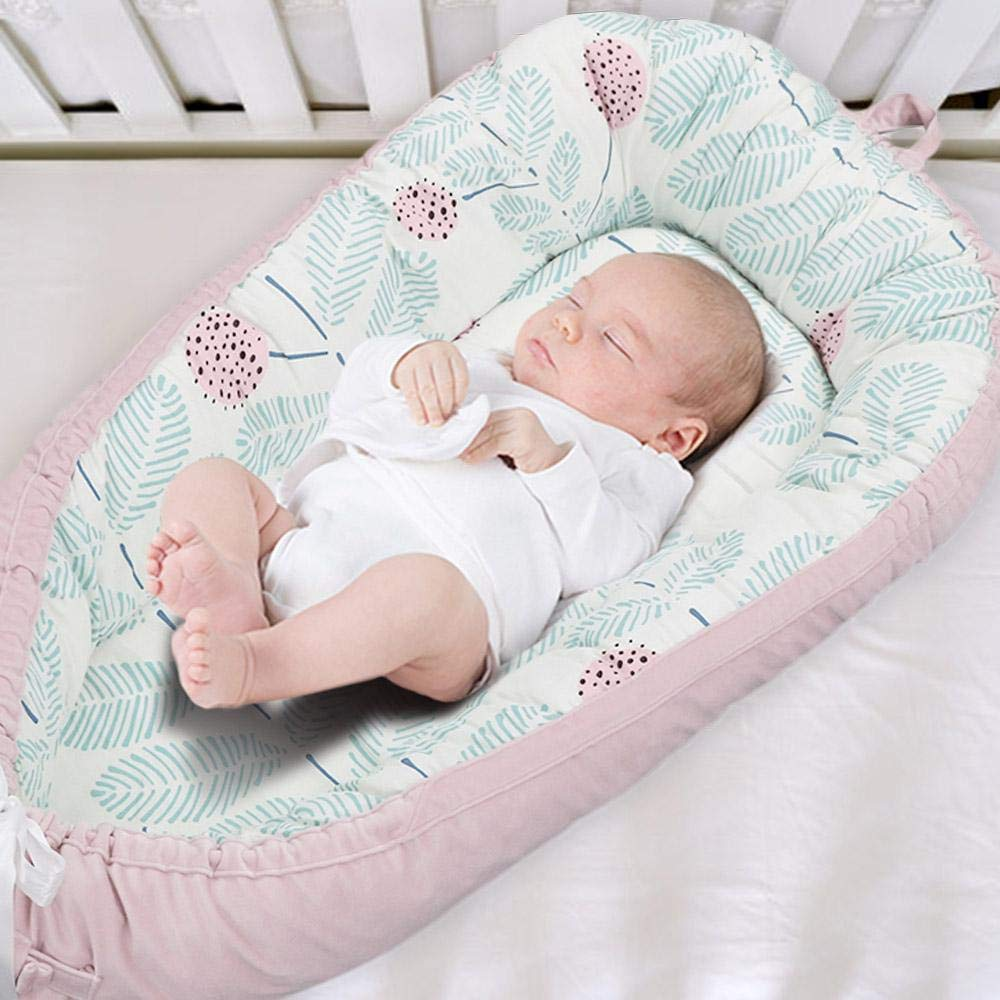 Amazon.com : The All in One Baby Lounger, FOONEE Baby Lounger Nest ...