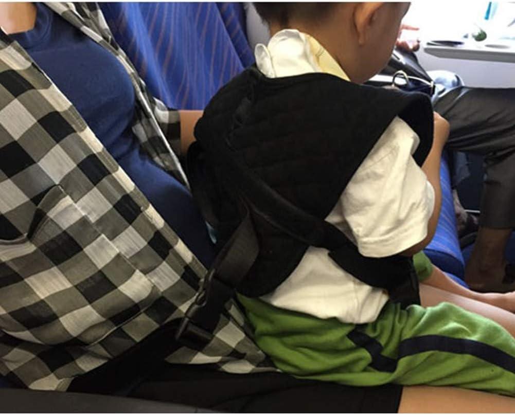 Arnés de seguridad para bebé, chaleco de seguridad para avión ...