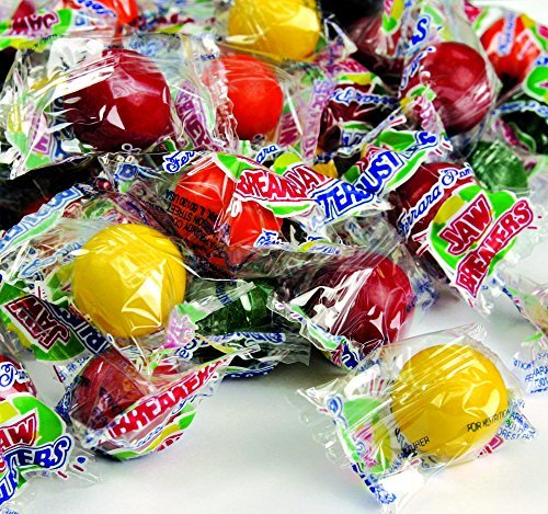 Assorted Jaw Busters (Jawbreakers) -5 Pounds -