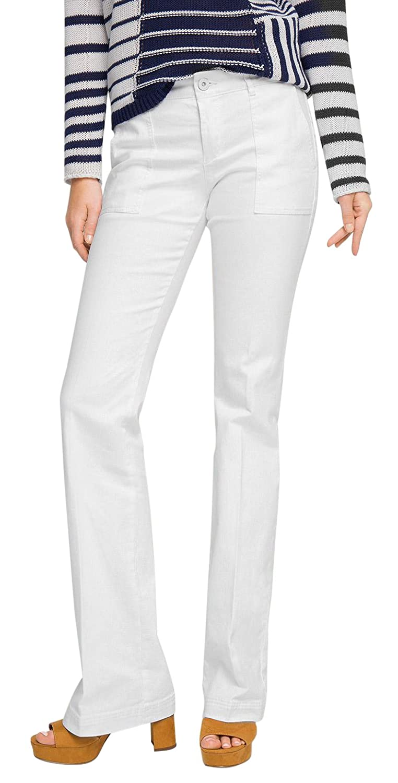 ESPRIT Damen Jeanshose 036ee1b046-Weit Ausgestellt