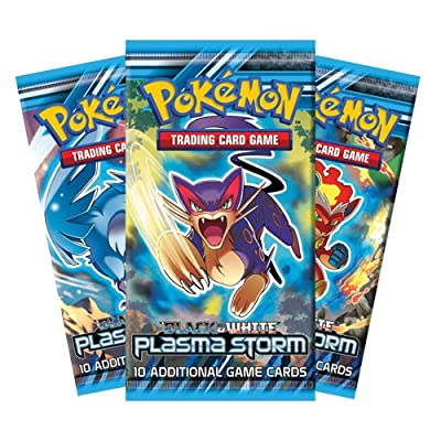 Pokemon Black and White Plasma Storm Card Game (36-Pack)