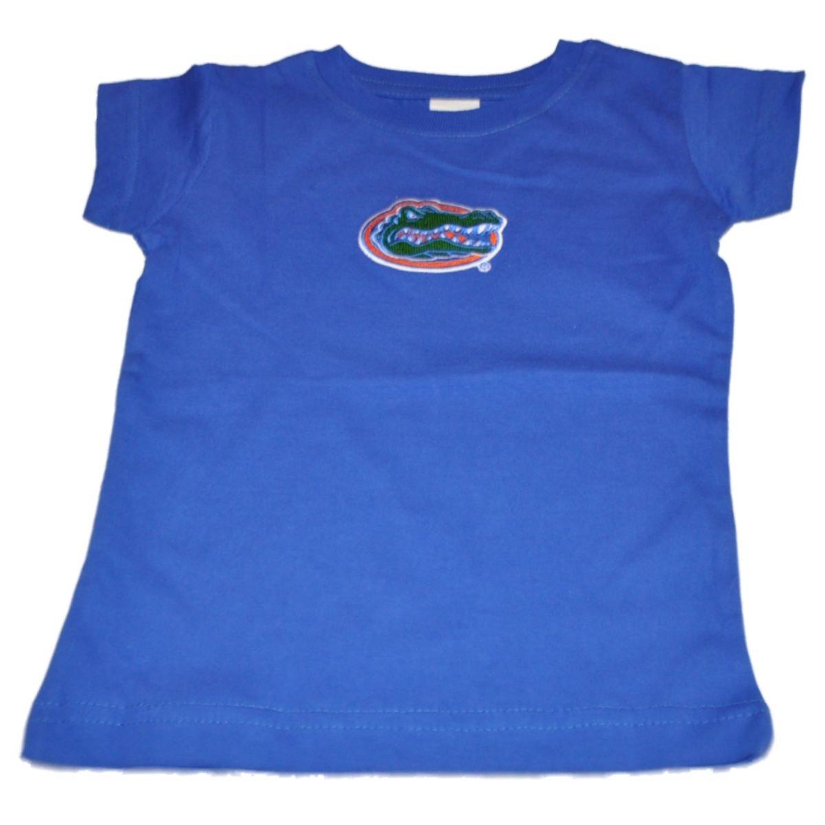 【期間限定送料無料】 Florida Gators Two 4T Feet Ahead幼児用ガールズコットンブルーロング長Tシャツ Two 4T Gators B0115MA9SO, BREAKOUT:7e30a76a --- a0267596.xsph.ru