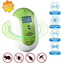 LinTimes Ultrasonic Eletronic Pest Repellent Control Plug