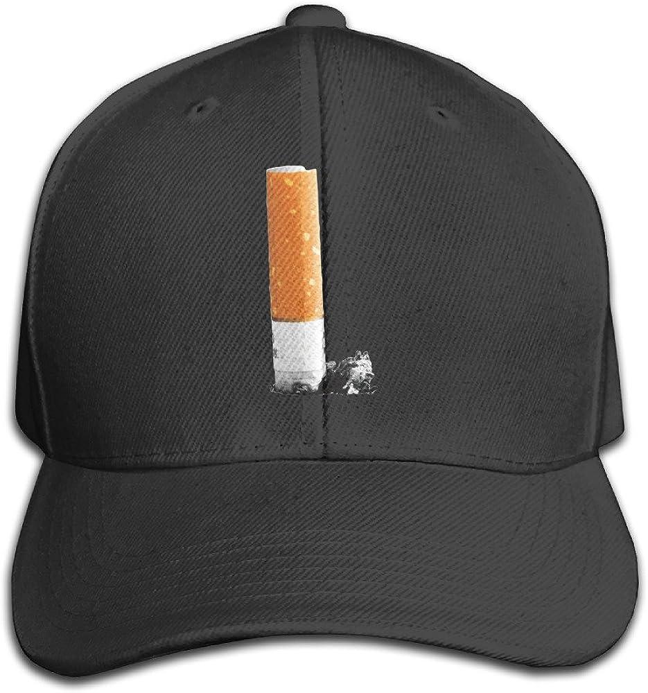 Ping Smoking Cigarette Butt Trucker sombreros