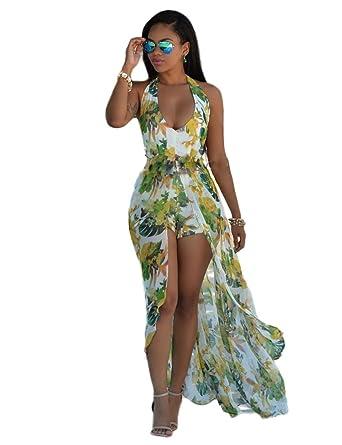 Jumpsuit Maxi Dress