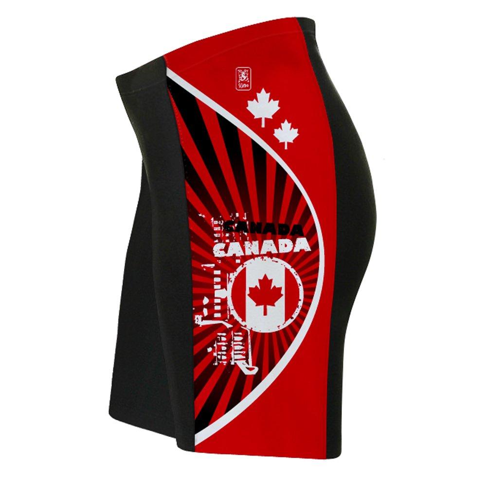 Canada Cycling Shorts for Men