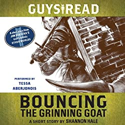 Guys Read: Bouncing the Grinning Goat