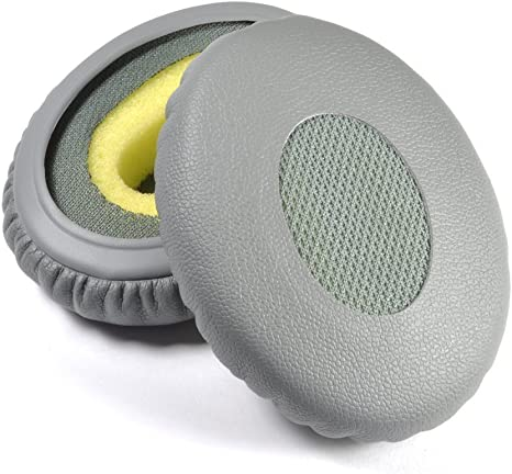 and Bose SoundTrue On-Ear OE SoundLink On-Ear Headphones OE Bose On-Ear 2 New AHG Replacement Ear Pads Cushions for Bose On-Ear Wireless Black//Grey L//R Mesh OE2