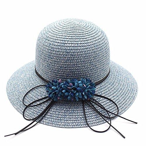 En venta LOF-fei Mujer Verano sombrero para el sol Arenoso UPF 50+ sombrero 6c7dc97e2fb