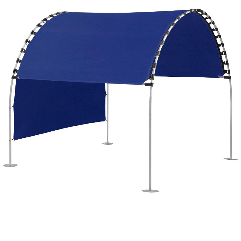 Skincom - Sonnenzelt Comfort, navy blue: Amazon.de: Küche & Haushalt