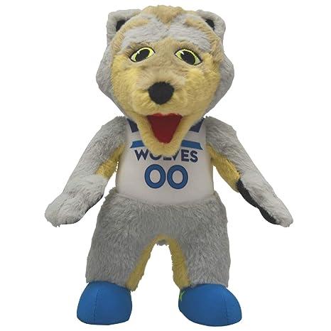 fdfc99cd7cb Amazon.com   Bleacher Creatures Minnesota Timberwolves Crunch 10 ...