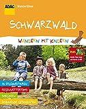 ADAC Wanderführer Schwarzwald Wandern mit Kindern: Plus Gratis Tour App mit Karte & GPS