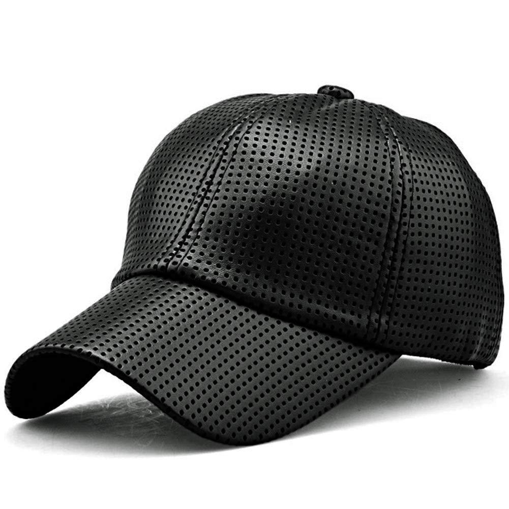 58e1801495ed9 Amazon | (ムコ) MUCO キャップ 帽子 野球帽 レザー 調節可能 メンズ レディース 無地 カジュアル(5カラー) pink | キャップ  通販