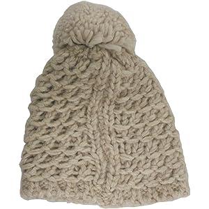 da218770c270e UGG Women s Cable Knit Pom Beanie Black One Size at Amazon Women s ...