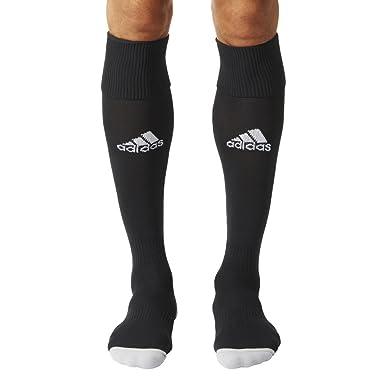 462c43fc Adidas Unisex children Milano 16 Socks, Black/White, 2.5-4 UK (