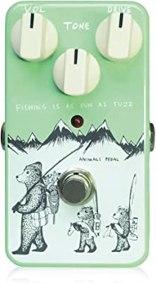Animals Pedal Fishing Is As Fun As Fuzz Guitar Fuzz Pedal